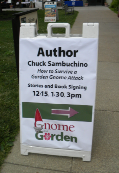 High Quality A Book Signing Sign For An Event Near Cleveland. Pictures
